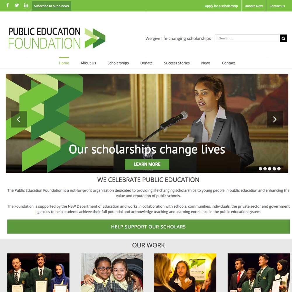 Love Communications Public Education Foundation